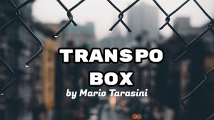 Transpo Box by Mario Tarasini video DOWNLOAD - Download