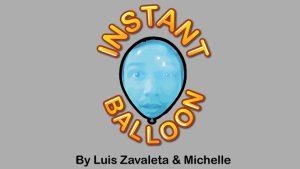 Instant Balloon by Luis Zavaleta & Michelle video DOWNLOAD - Download