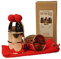 Cups & Balls Copper Regular by Bazar de Magia