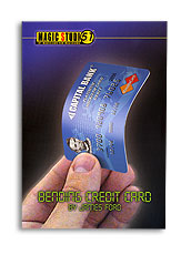 Bending Credit Card James Ford & Magic Studio 51