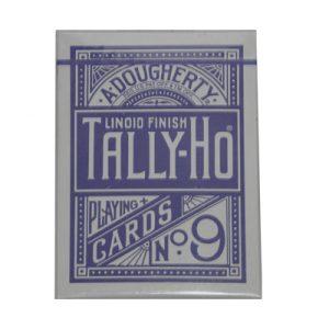 Cards Tally Ho Circle Back (Blue)