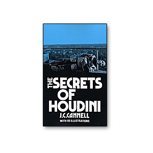 The Secrets of Houdini by J.C. Connell - Book