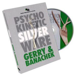 Psychokinetic Silverware by Gerry And Banachek - DVD