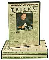David Regal- #1, DVD