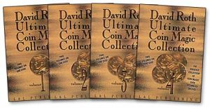 Roth Ultimate Coin Magic Collection- #3, DVD