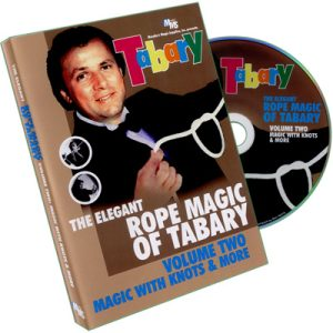 Tabary Elegant Rope Magic #2 by Murphy's Magic Supplies, Inc. - DVD