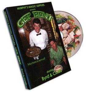 Get Bent Nicholas Byrd and James Coats, DVD