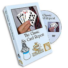 Six Card Repeat Greater Magic Teach In, DVD