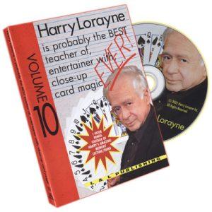 Lorayne Ever Volume 10 - DVD