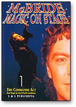 Magic on Stage Mcbride- #1, DVD