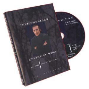 Street Act 1 by Jeff Sheridan - DVD