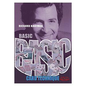 Basic Basic Card Magic by Richard Kaufman - DVD