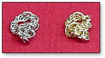 Knot for Fast & Loose Chain (Nickel)