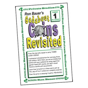 Ron Bauer Series: #1 - Gadabout Coins Revisited - Book
