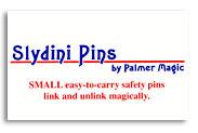 Slydini Pins Palmer Tilden