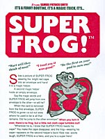 Super Frog trick Samual Patrick Sm