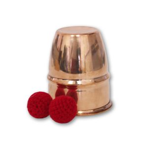 Chop Cups Copper by Uday s