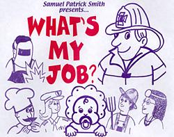 What's My Job? trick