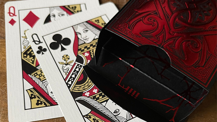 RAVN X Playing Cards Designed by Stockholm17