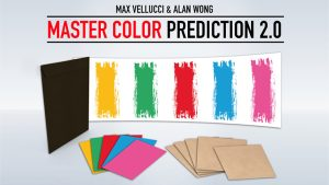 Master Color Prediction 2.0 by Max Vellucci and Alan Wong