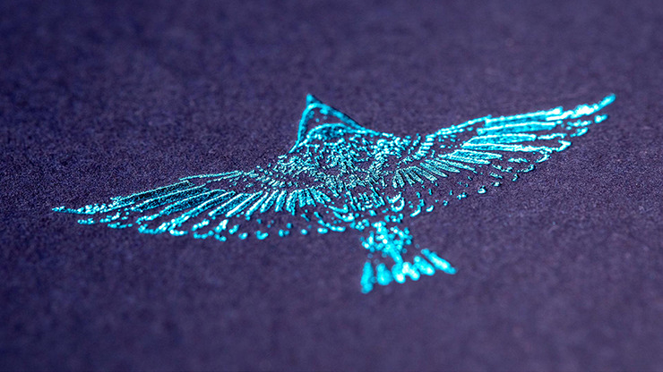 Feather Deck: Goldfinch Edition (Teal) by Joshua Jay