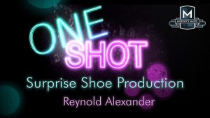 MMS ONE SHOT - Surprise Shoe Production by Reynold Alexander video DOWNLOAD - Download