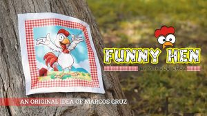 FUNNY HEN by Marcos Cruz