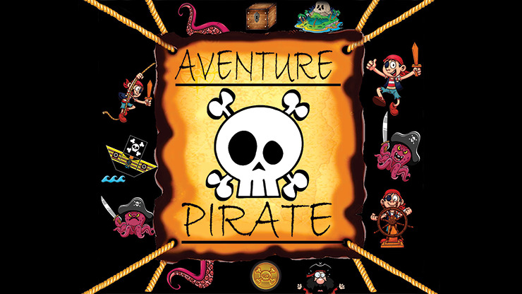 PIRATE ADVENTURE by Mago Flash