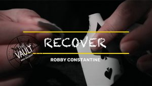 The Vault - Recover by Robby Constantine video DOWNLOAD - Download