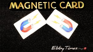 Magnetic Card by Ebbytones video DOWNLOAD - Download