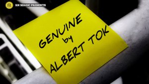 Genuine by Albert Tok & RN magicvideo DOWNLOAD - Download