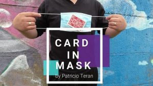 Card In Mask by Patricio Teran video DOWNLOAD - Download