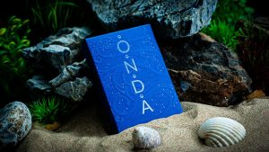 ONDA Ultramarine Playing Cards by JOCU
