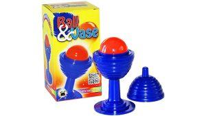 Ball and Vase New by Vincenzo Di Fatta