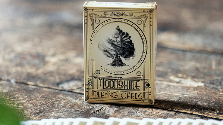 Limited Moonshine Vintage Elixir Playing Cards by USPCC and Lloyd Barnes