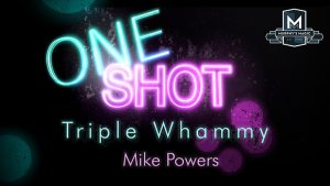 MMS ONE SHOT - Triple Whammy by Mike Powers video DOWNLOAD - Download