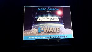 E WAVE (Gimmick and Online instructions) by Marc Oberon