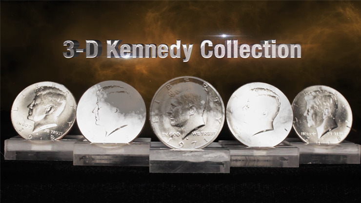 3D Kennedy Collection by RPR Magic Innovations