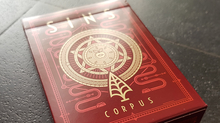 SINS 2 - Corpus Playing Cards