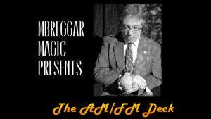 AM FM DECK RED by Michael Breggar