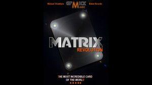 MATRIX REVOLUTION Blue by Mickael Chatelain