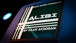 Alibi Red by Kaan Akdogan and Mark Mason