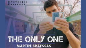 The Only One Blue by Martin Braessas