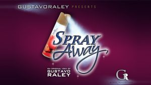 SPRAY AWAY by Gustavo Raley