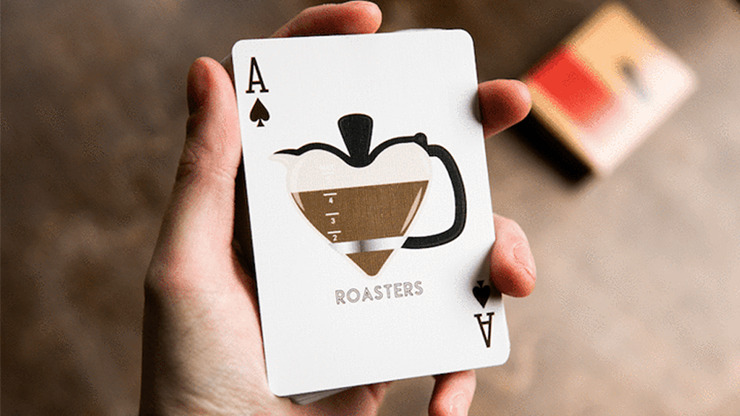 ROASTERS Playing Cards by OPC
