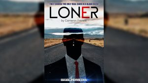 Loner Blue by Cameron Francis