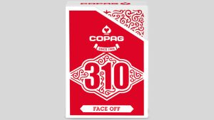 Copag 310 Face Off (Red) Playing Cards