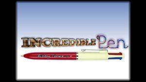 Incredible Pen by Ebbytones video DOWNLOAD - Download